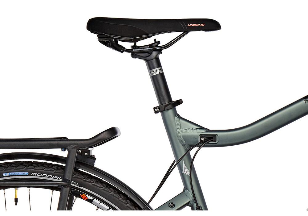Haibike Sduro Trekking 8 0 E Trekking Bike Olive At